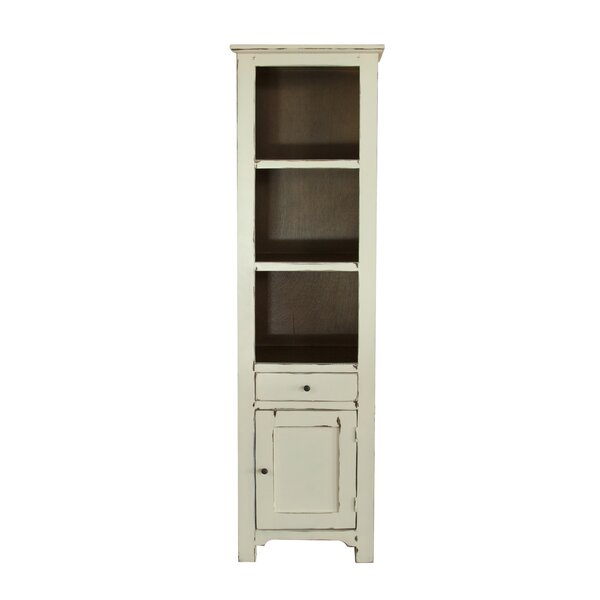Serin Solid Wood Standard Bookcase By Red Barrel Studio