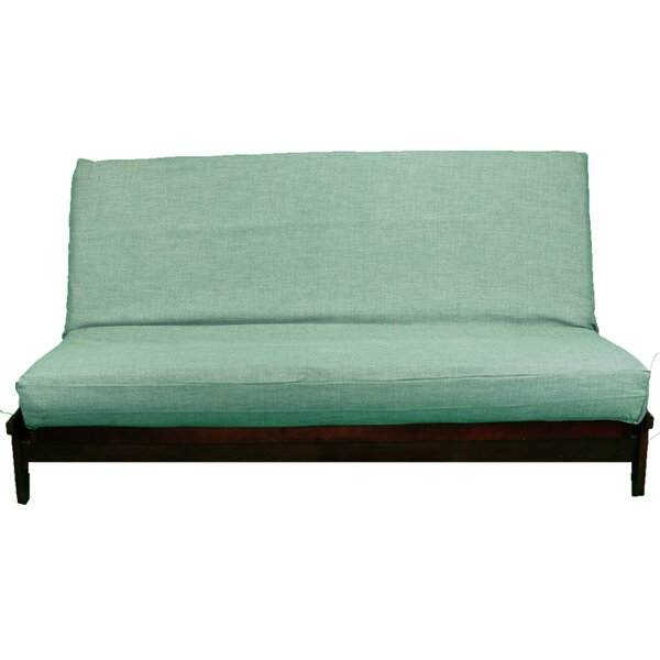 Medley Box Cushion Futon Slipcover by Prestige Furnishings
