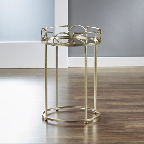 Lattice Edge End Table by FirsTime
