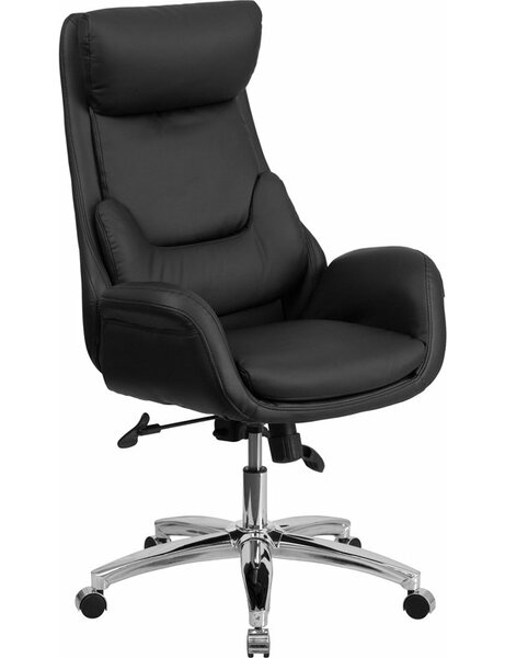 Mccrea High-Back Executive Chair by Latitude Run