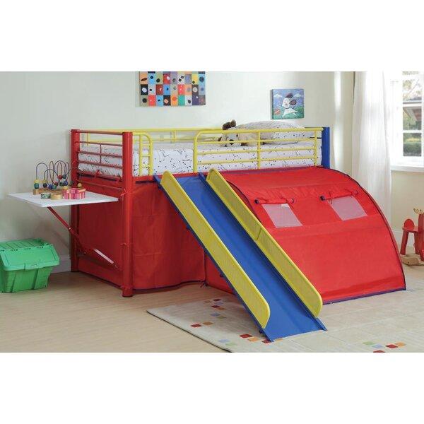 Shelburne Twin Loft Bed by Zoomie Kids