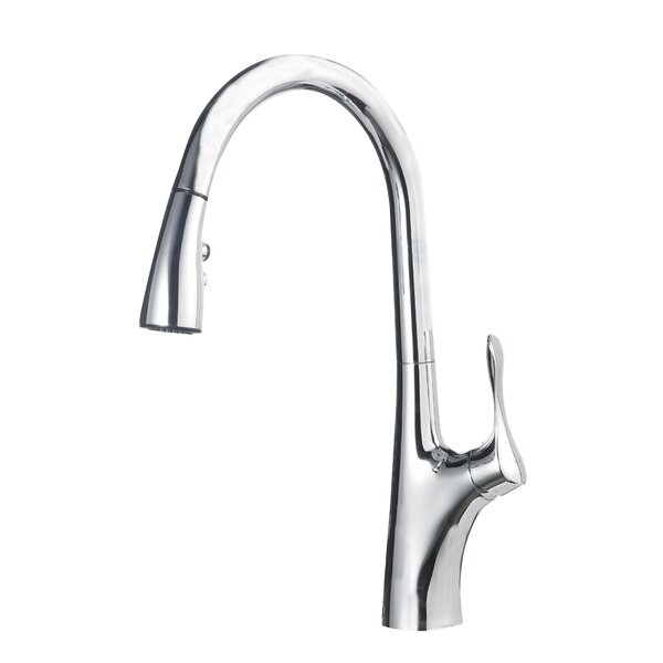 Napa Pull Down Single Handle Kitchen Faucet by Blanco