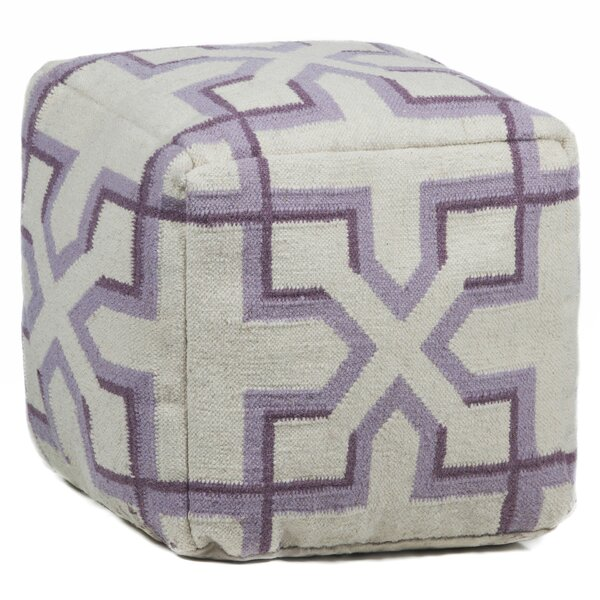 Akbez Pouf by Bungalow Rose
