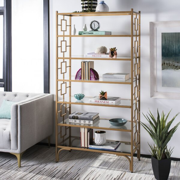 Kips Bay 7 Tier Etagere Bookcase by Everly Quinn