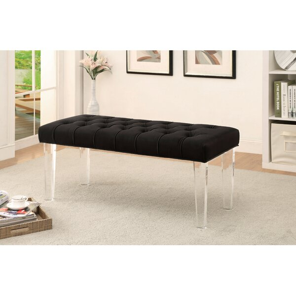 Agin Upholstered Bench by Mercer41