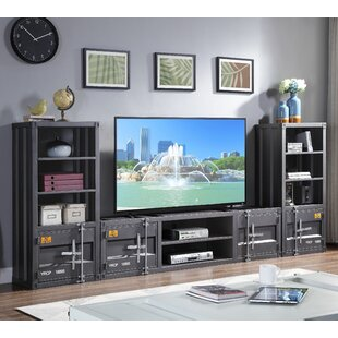 Kaylyn Entertainment Center for TVs up to 70 by Longshore Tides
