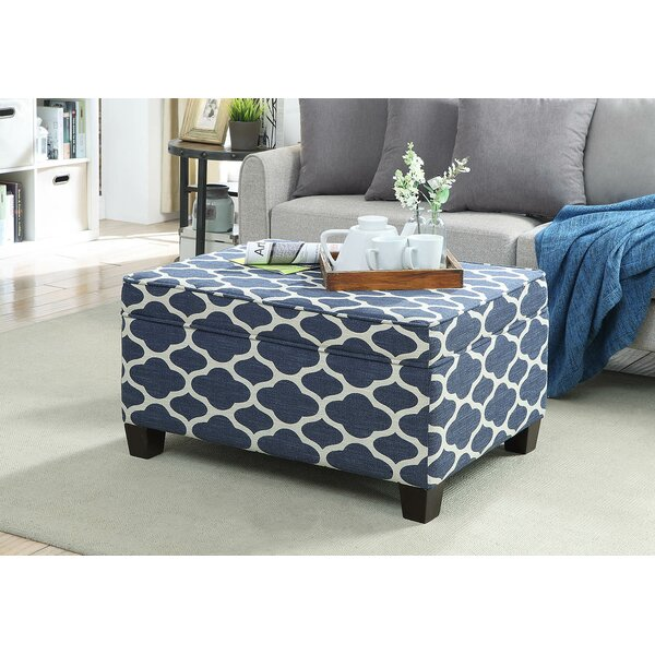 Helwig Upholstered Storage Bench By Alcott Hill