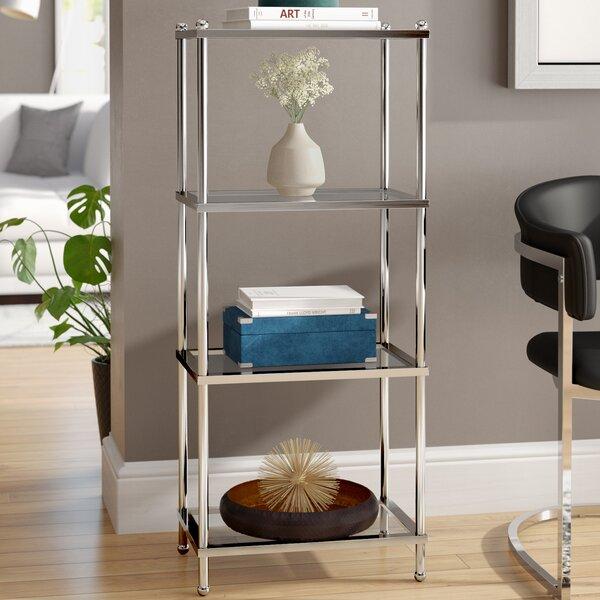 Tressie Etagere Bookcase by Orren Ellis