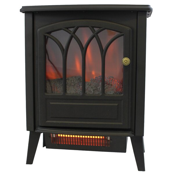 Comfort Glow Allendale 1,000 sq. ft. Vent Free Electric Stove by All-Pro