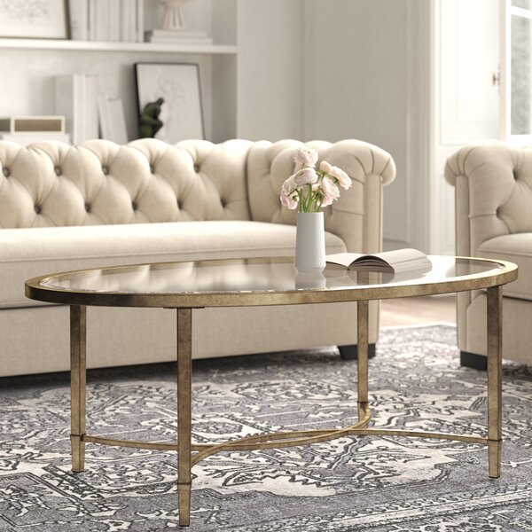 Crescendo Coffee Table By Kelly Clarkson Home