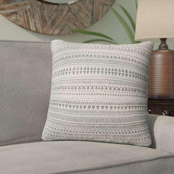 Byrne Throw Pillow by Bungalow Rose