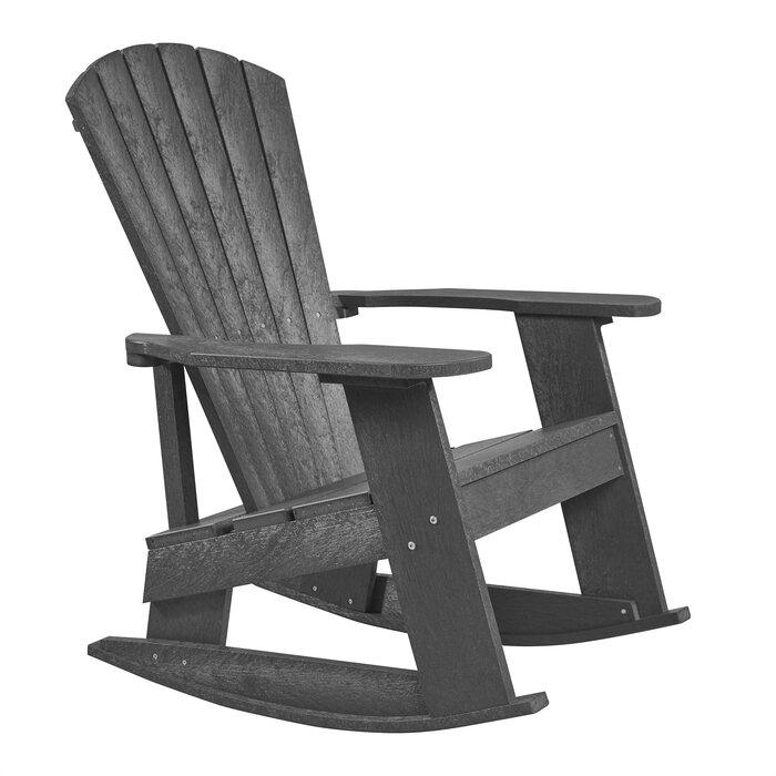 hot sale online 98b16 ba4bb William Adirondack Rocking Chair