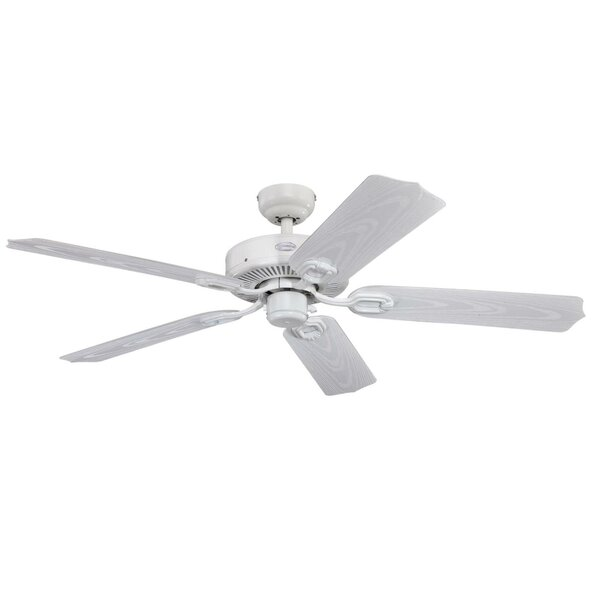 52 Gainey 5 Blade Outloor Ceiling Fan by Ebern Designs