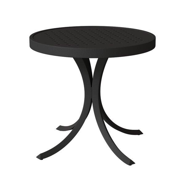 Boulevard Metal Coffee Table By Tropitone