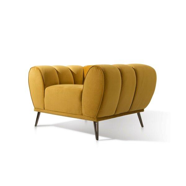 Benedicta Club Chair by Brayden Studio