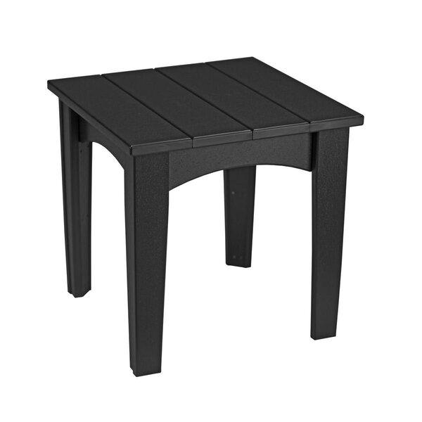 Jenafir Plastic Side Table by Ebern Designs