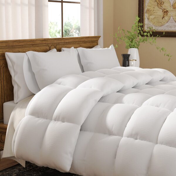 Kifer Luxurious Premier Quality Down Alternative Comforter by Andover Mills