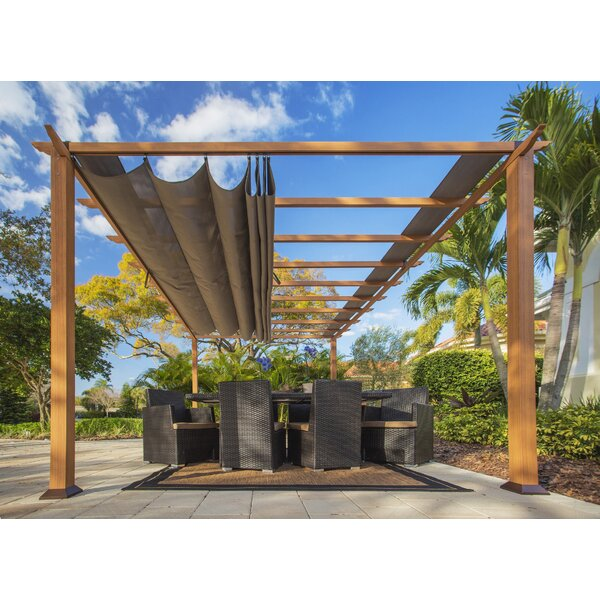 Waterproof Pergola Canopy | Wayfair