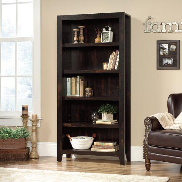 Ericka 5 Shelf Standard Bookcase by Mistana