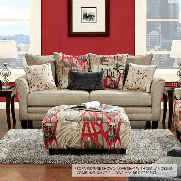 Lafollette Loveseat by Latitude Run