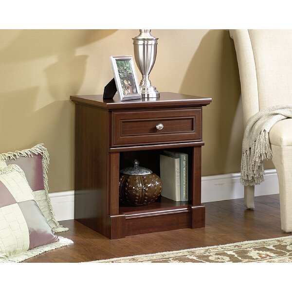 Raney 1 Drawer Nightstand by Red Barrel Studio