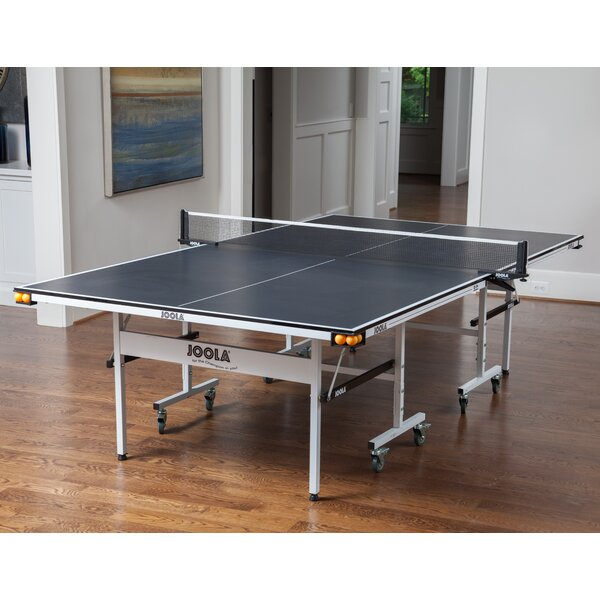 Rapid Playback Indoor Table Tennis Table by Joola