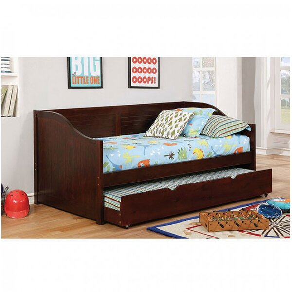 Damarion Twin Daybed with Trundle by Red Barrel Studio