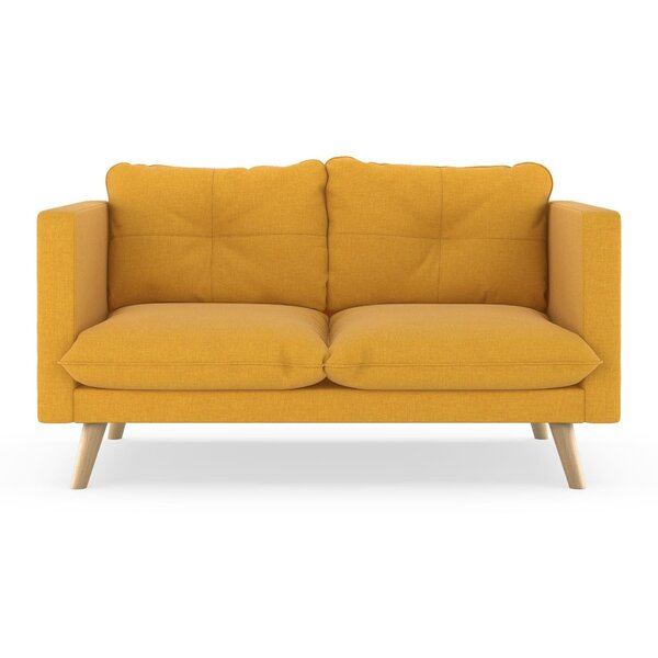 Review Covell Cross Weave Loveseat