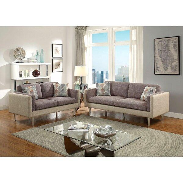 Upper Stanton 2 Piece Living Room Set By George Oliver