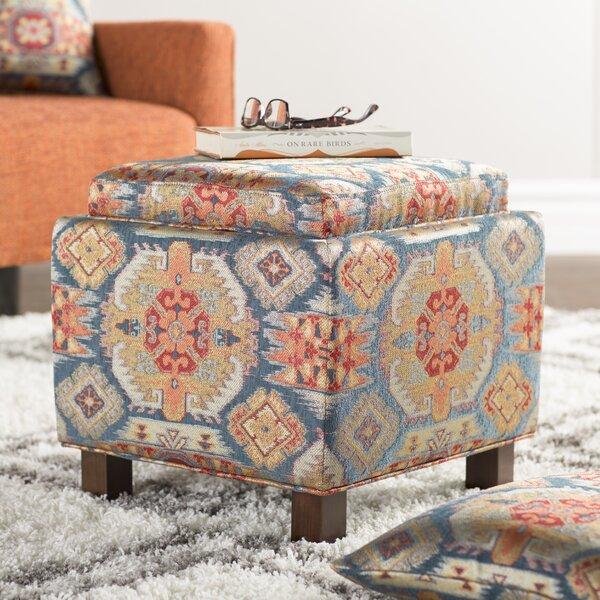 Abasi Storage Ottoman by Trent Austin Design