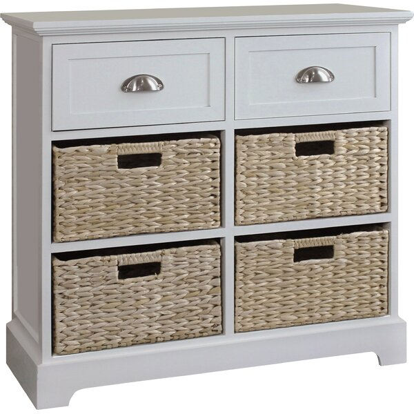 Fleming 6 Drawer Accent Chest by Beachcrest Home Beachcrest Home