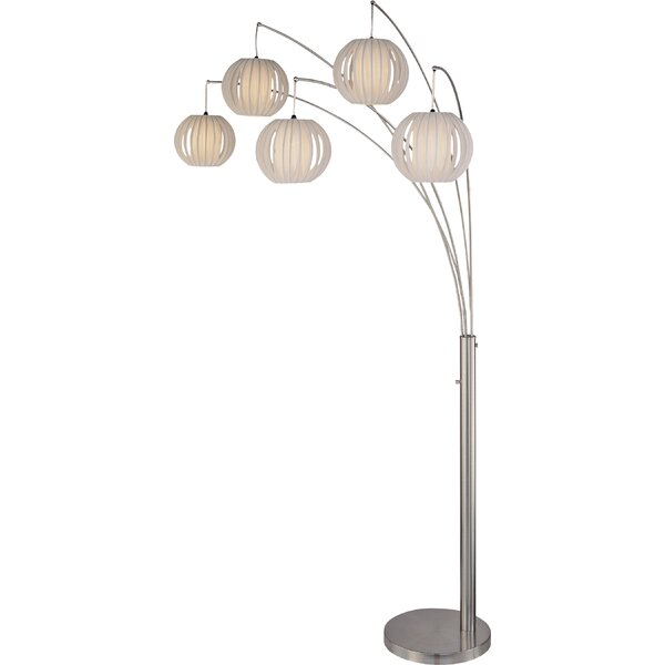 Irasburg 95.5 Tree Floor Lamp by Bay Isle Home