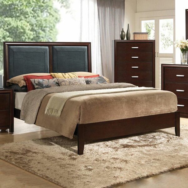 Pelayo Queen Panel 5 Piece Bedroom Set by Ebern Designs
