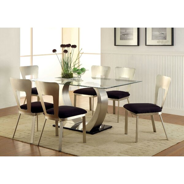 Roy 7 Piece Dining Set by Orren Ellis