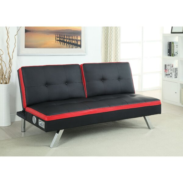 #2 Hierius Split-Back Convertible Sofa By Latitude Run Today Only Sale