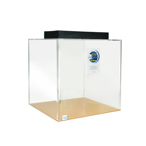 Mullen Cube Acrylic Aquarium Tank by Tucker Murphy Pet