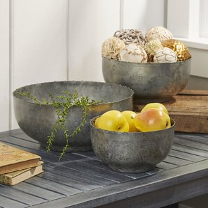 Luray Decorative Bowls (Set Of 3)