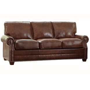 Lyndsey Leather Sofa