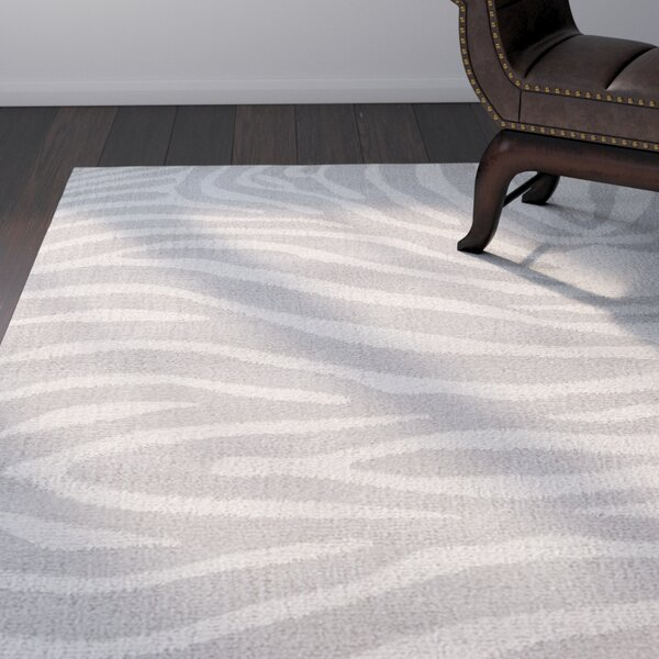 Nerbone Brown/Beige Area Rug by World Menagerie