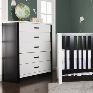 Where buy  Cafeina 5 Drawer Dresser By Dream On Me