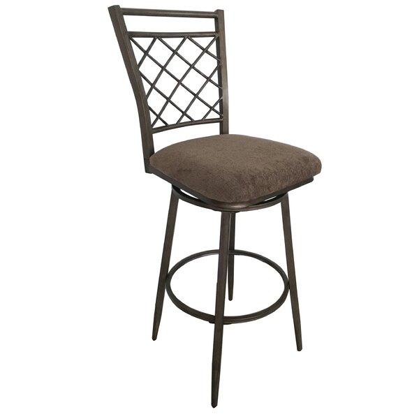 Bedfordshire 44 Bar Stool (Set of 2) by Charlton Home