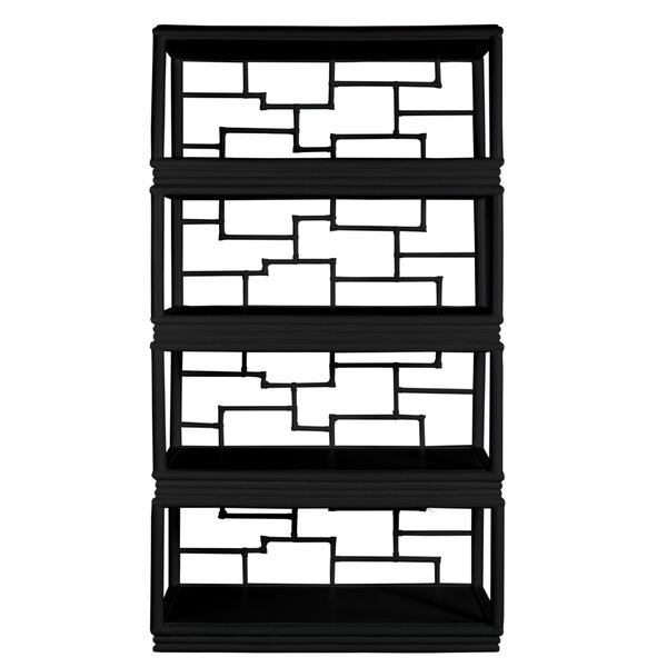 Tibet Etagere Bookcase By David Francis Furniture