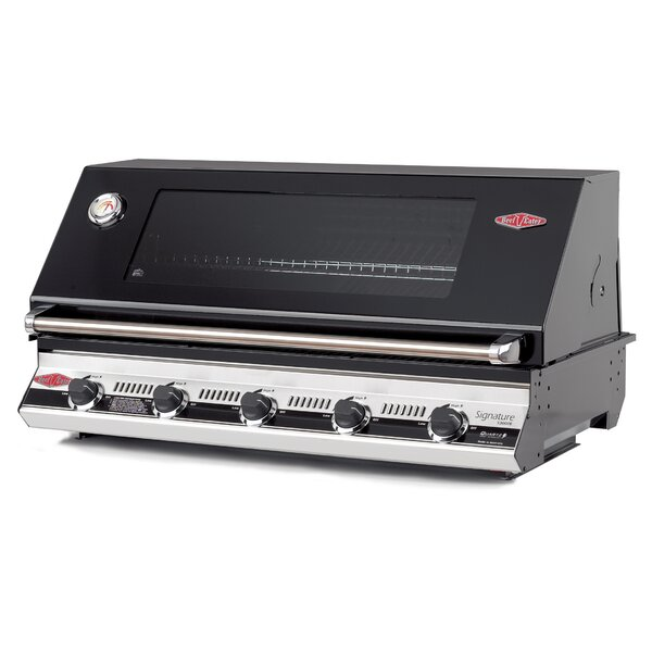 Signature Series BBQ 5-Burner Built-In Gas Grill by BeefEater