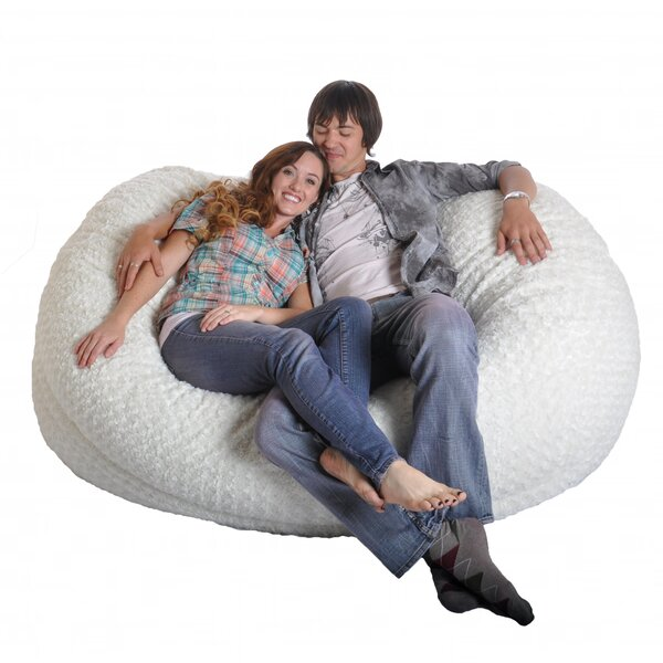 Extra Large Bean Bag Sofa By Ebern Designs