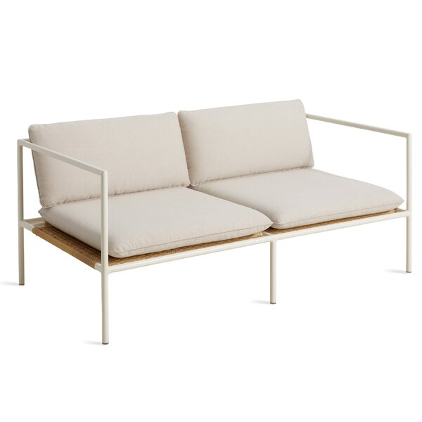 Dog Days Outdoor 2 Seat Sofa by Blu Dot