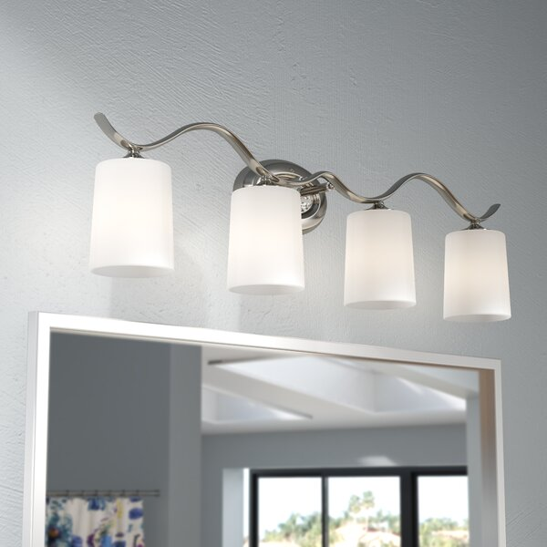 Greenwell 4-Light Vanity Light by Three Posts