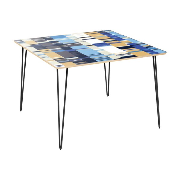 Metivier Dining Table by Wrought Studio