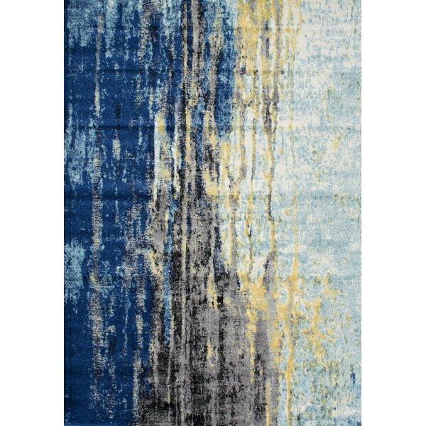 Stevensville Blue Area Rug by Trent Austin Design