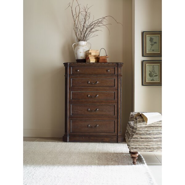 5 Drawer Chest by Rachael Ray Home