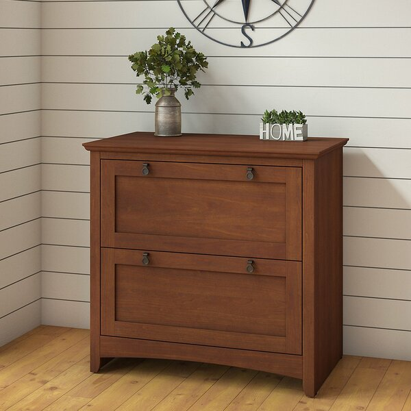 Buena Vista 3 Piece L-Shape Desk Office Suite by Darby Home Co